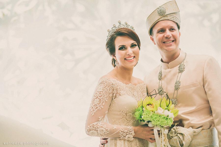 Malay wedding, Bersanding (84)