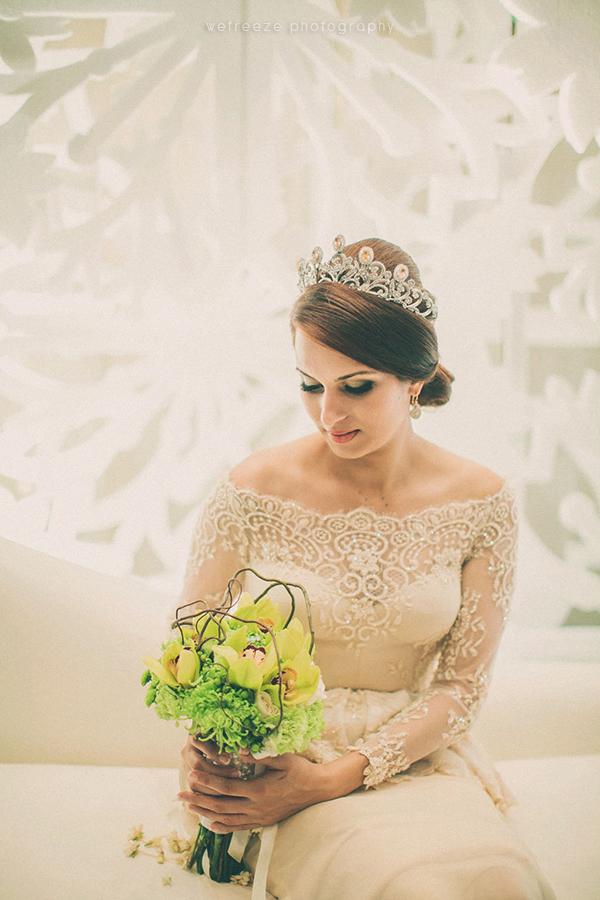 Malay wedding, Bersanding (86)