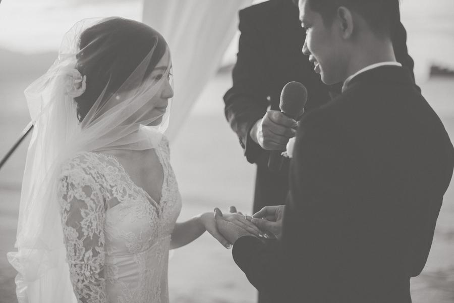 Destination Wedding in Four seasons resort, Langkawi