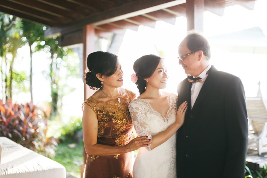 Destination wedding in four seasons resort langkawi