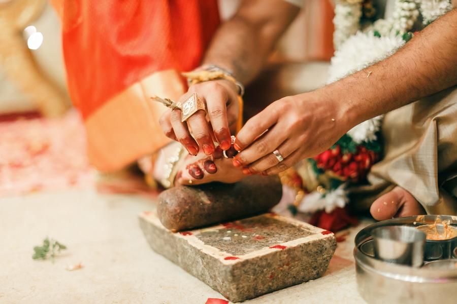Sri Maha Mariamman Midland shah alam wedding