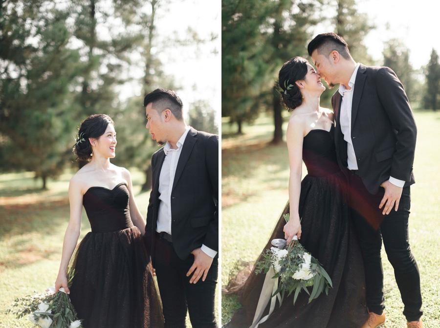 Engagement pre-wedding in Putrajaya