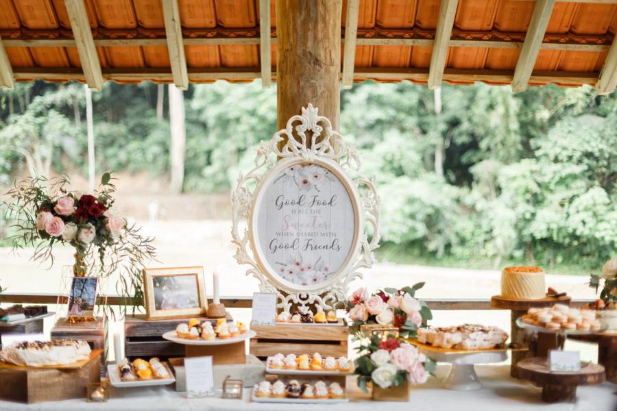 Wedding in Tanarimba, Janda Baik