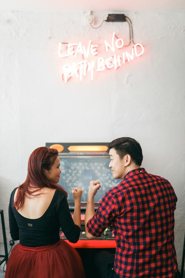 Penang Malaysia Pre Wedding Photographer