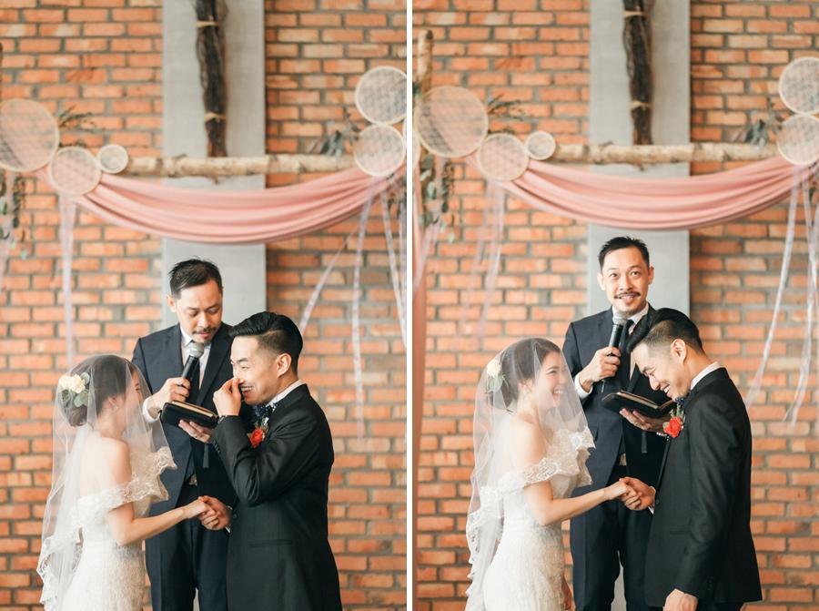 wedding in City Harvest Church KL