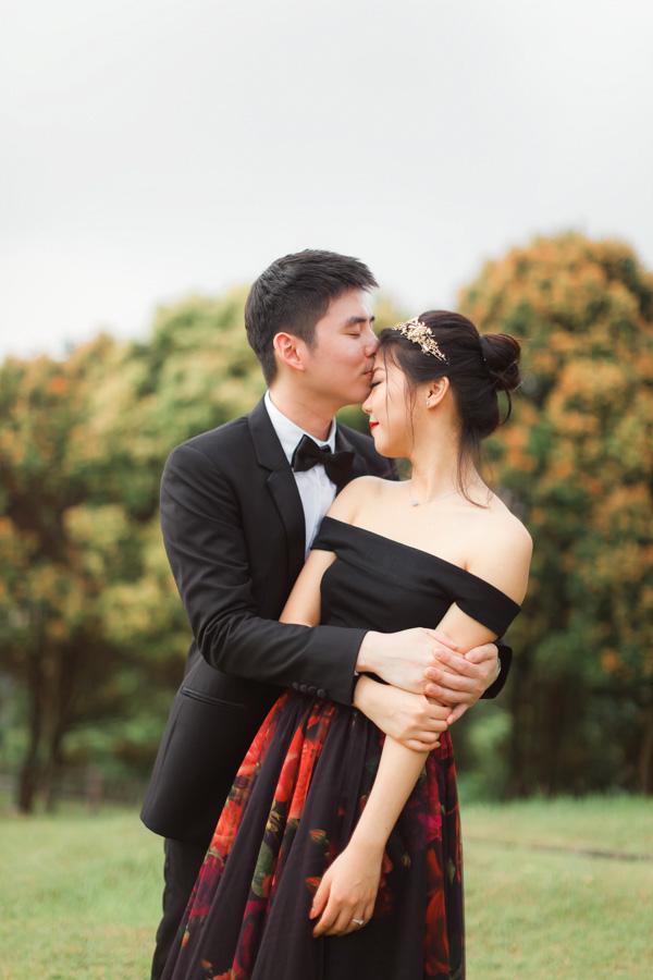 pre-wedding in putrajaya malaysia