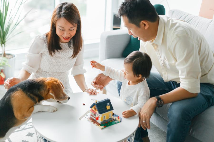 Malaysia Family Portrait Photographer