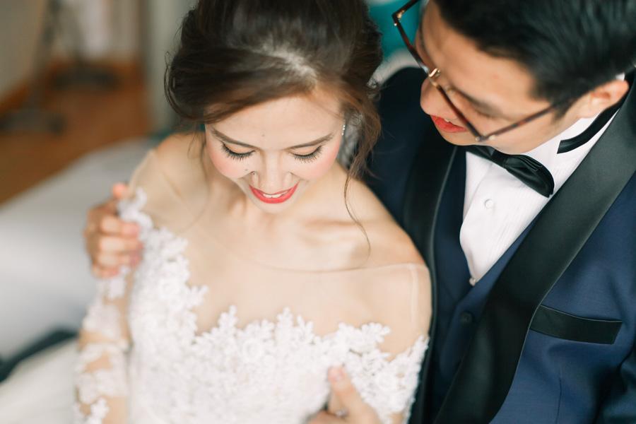 wedding at Hilton kuala lumpur