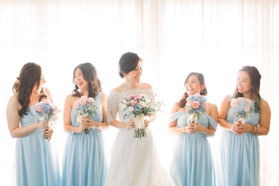 garden wedding at eastern & oriental hotel Penang