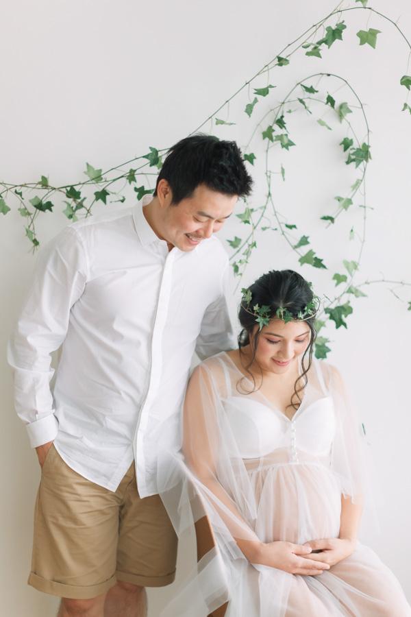 maternity portrait KL malaysia