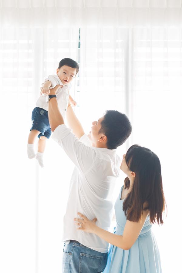 Kuala lumpur family portrait Photography