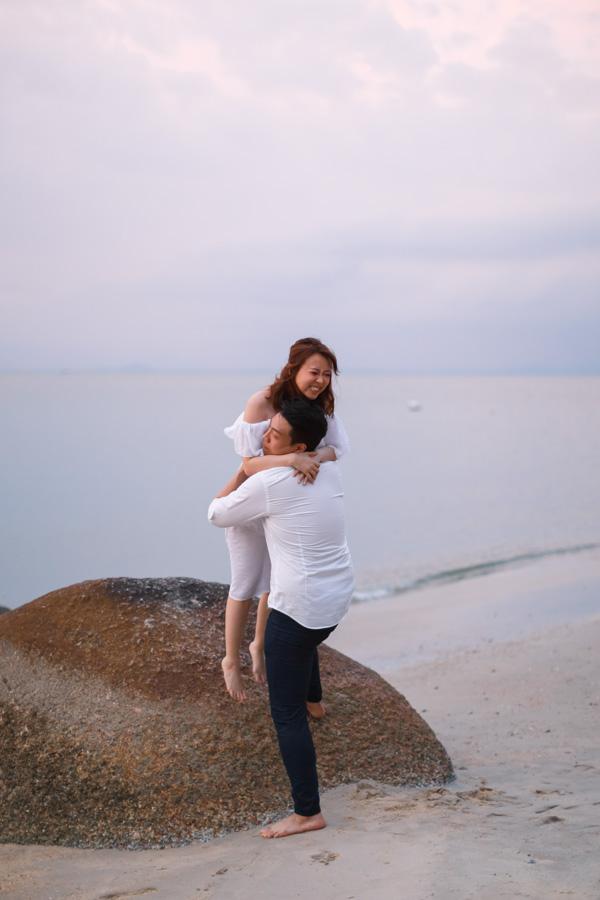 penang pre-wedding photography