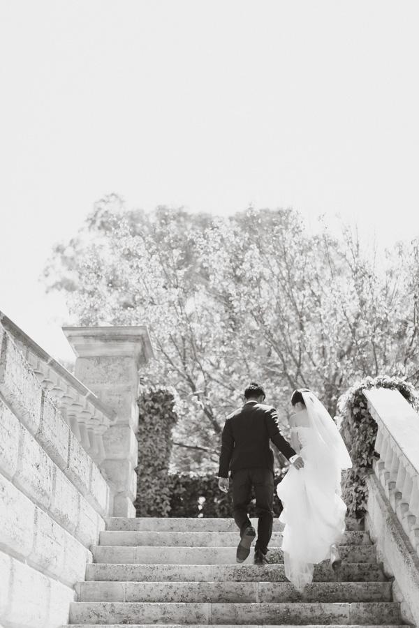 wedding at caversham house perth