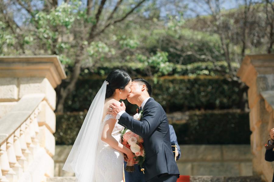 wedding photography at Caversham House Perth