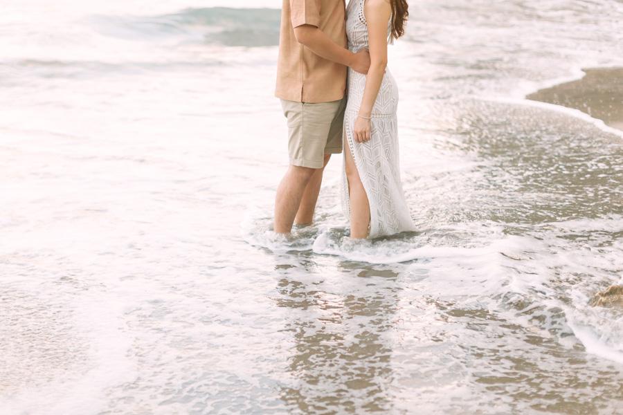 Crystal bay nusa penida pre-wedding