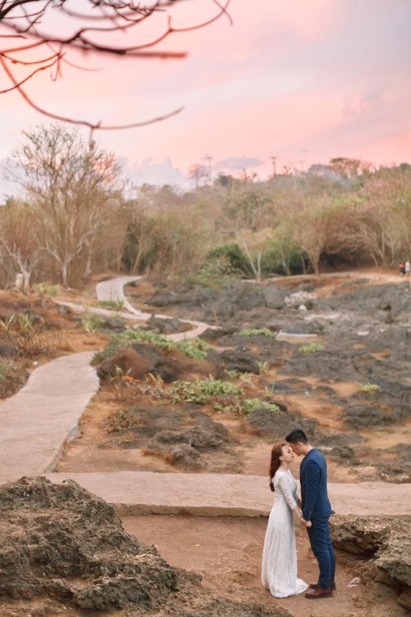 Nusa Penida Bali pre-wedding photography