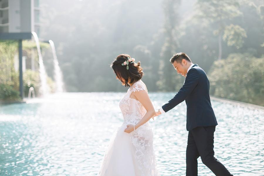 penang alila wedding
