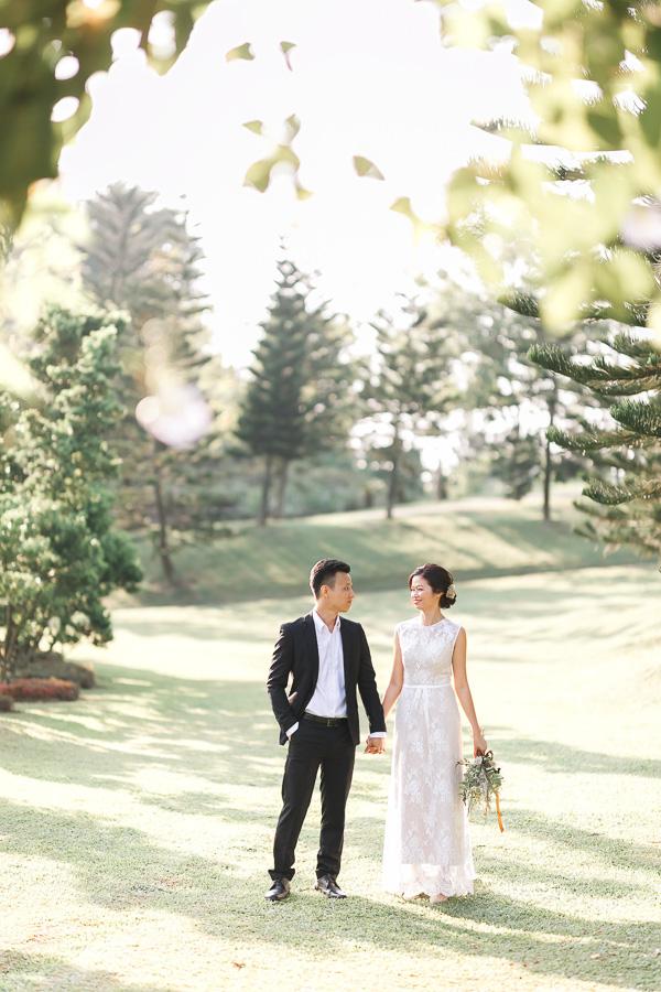 malaysia pre-wedding in putrajaya