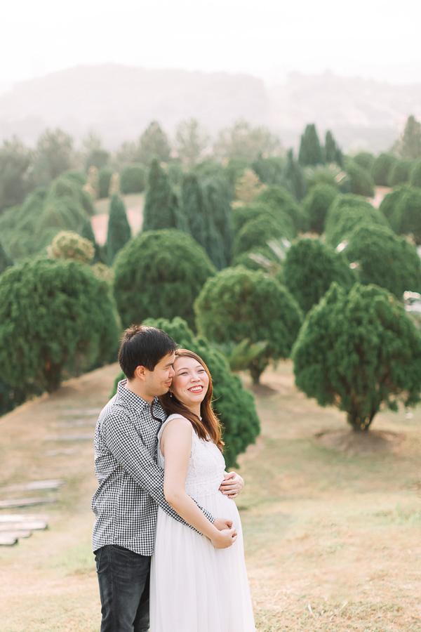 maternity photography kuala lumpur
