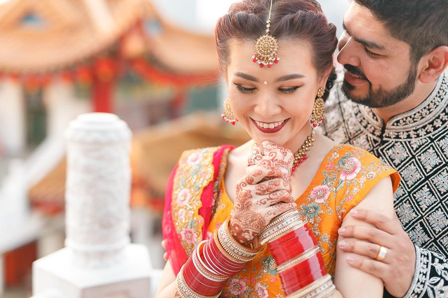 sikh wedding in malaysia