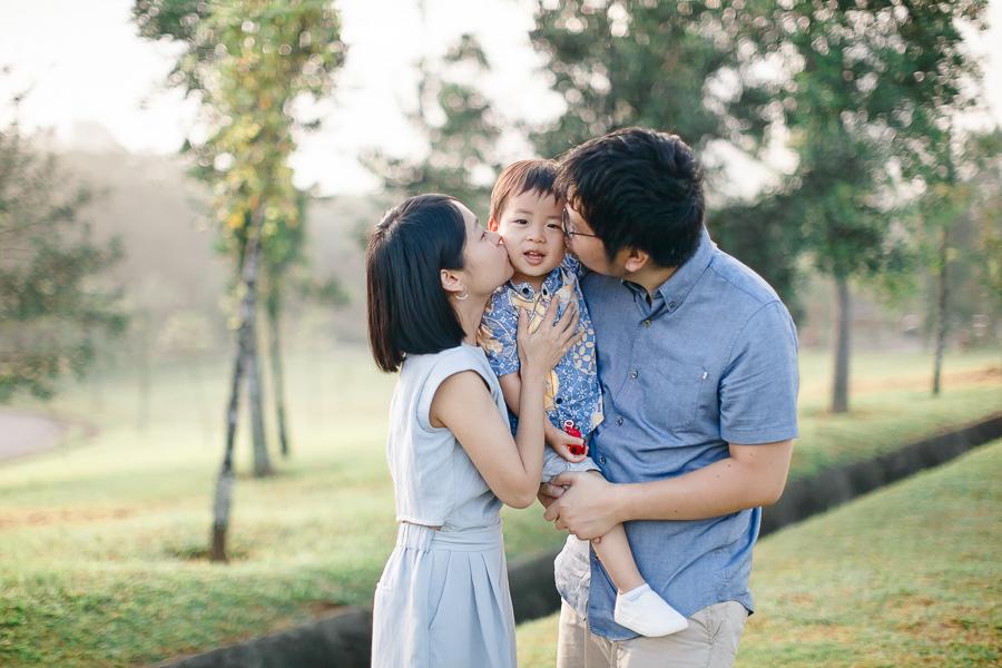 family portrait KL