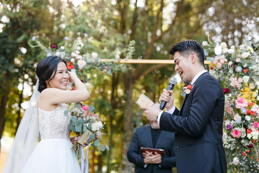 malaysia garden wedding celebration